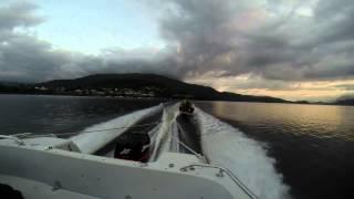 Sofakos på dalsfjorden