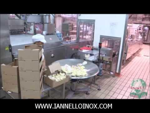 Linea di Confezionamento (IANNELLO INOX)