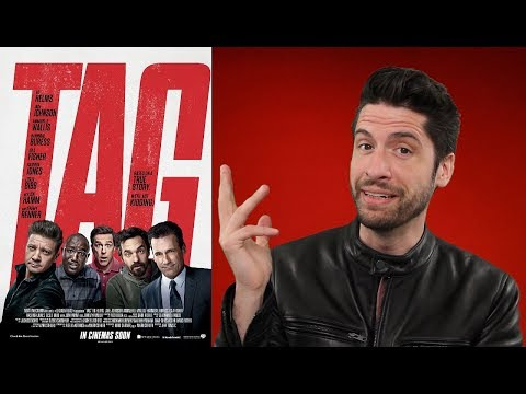 Tag – Movie Review
