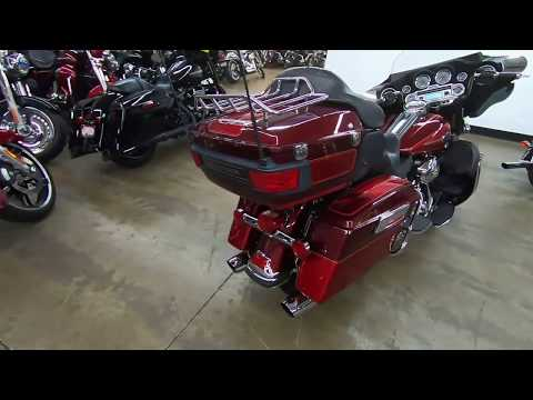 2008 Harley-Davidson Touring Electra Glide Ultra Classic FLHTCU