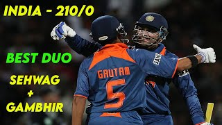 India 201/0 🔥 Best Run Chase by India vs NZ in ODI Cricket History | MERCILESS DOMINATION !