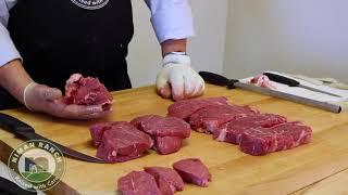How to Butcher: Beef Top Sirloin