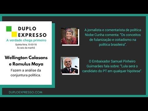 Assista A Duplo Expresso 15mar2018 No Youtube