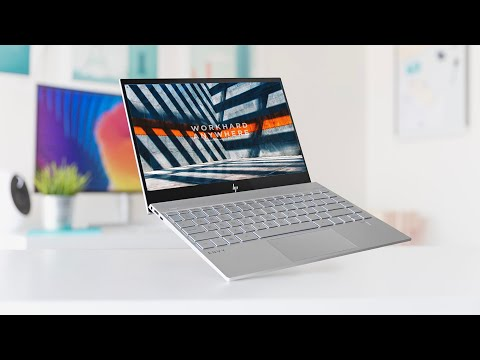 A Premium Ultrabook for Students! - HP ENVY 2019