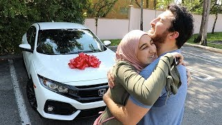 200TH VIDEO!! (SURPRISING SISTER WITH DREAM CAR!)