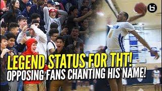 Talen Horton-Tucker Reaches Chicago Legend Status! Opposing Fans Chanting His Name! Full Highlights!