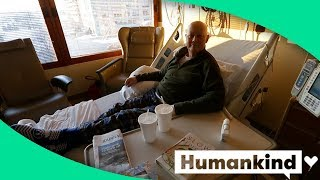 Hospice doctor faces death without fear