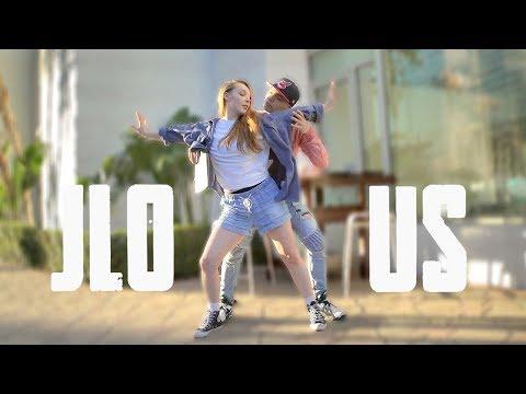 Jlo - Us | D-trix Choreography ft. Haley Fitzgerald