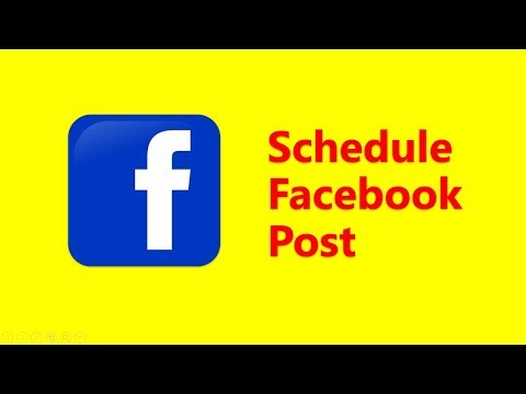 Download How To Schedule Your Post On Facebook Timeline How