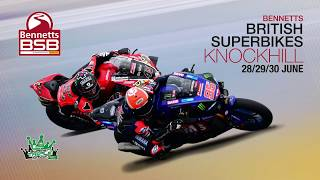 Bennetts British Superbike Championship - Superbikes at