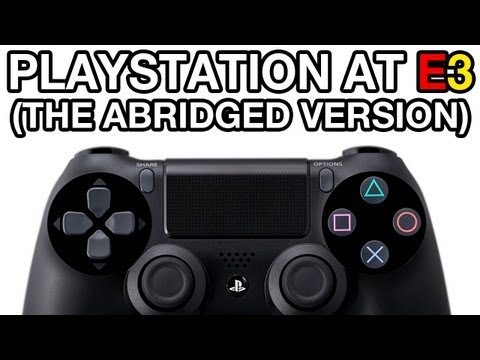 Playstation's Press Conference Is Hilarious In This Abridged Format
