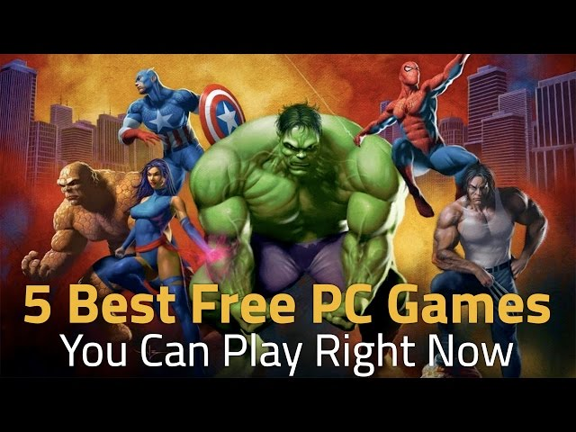 The 10 Best Free Pc Games You Can Play In 2016 Ndtv Gadgets 360