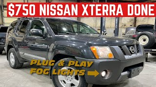 MAKING $3,000 Fixing A CHEAP Nissan Xterra *It's FINISHED*