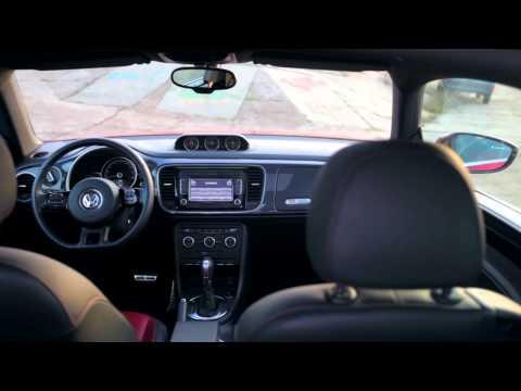 Volkswagen  Beetle Хетчбек класса C - тест-драйв 1