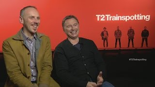 T2: Robert Carlyle and Ewen Bremner say it feels like a band that's got back together