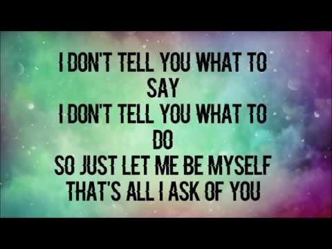 Grace You don't own me ft G-Eazy Lyrics