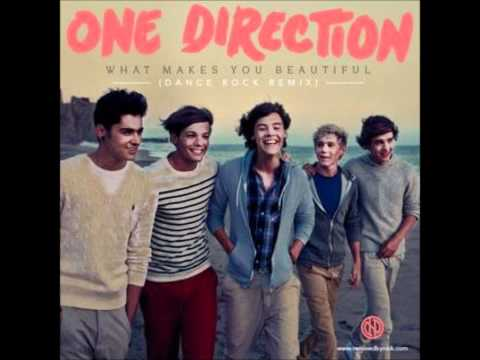 What Makes You Beautiful (Dance Rock Extended Remix)- One Direction. Mp3