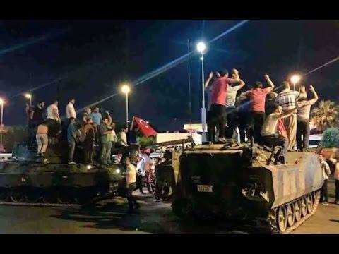 Спробі військового перевороту у Туреччині запобігли #UBR 16.07.2016