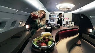 61 REASONS TO FLY BUSINESS CLASS