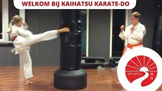 Welkom bij Kaihatsu Karate-do