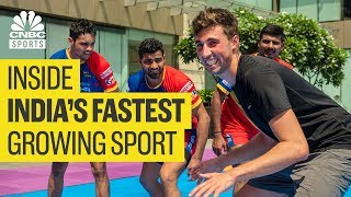 How Kabaddi became India's fastest growing sport | CNBC Sports