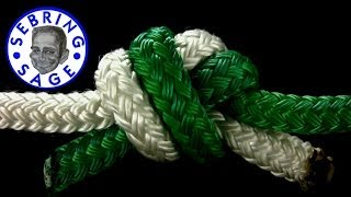 Knot Tying: The Ring Bend