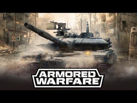 Armored Warfare - Třetí světová válka ? :) LiveStream záznam [10. 3. 2018]