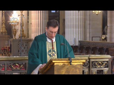 Messe à Saint-Germain-l'Auxerrois du 13 octobre 2021