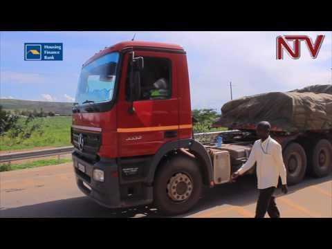Cargo trucks overwhelm Mirama hills border post