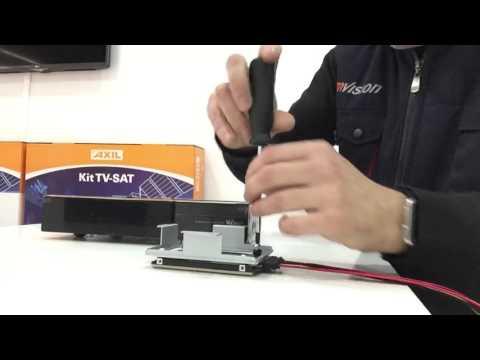 Montar disco duro a un receptor satélite Vu+ Solo 2 en unos simples pasos