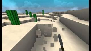 CZ / SK HD Let's play Minecraft 1.7.5 - Multiplayer - Díl 005 [Hustej vodopád.]
