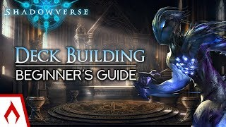 How To Build A Deck - Shadowverse Beginner