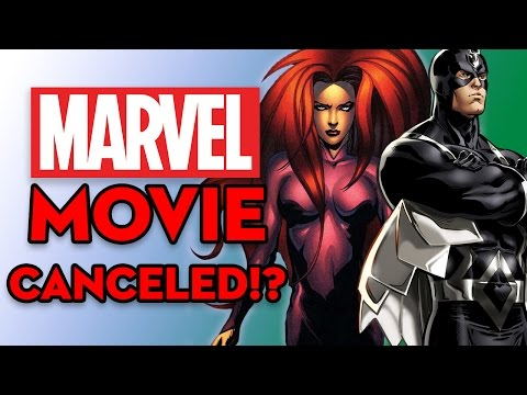 Why Marvel's Inhumans Movie Was CANCELED!