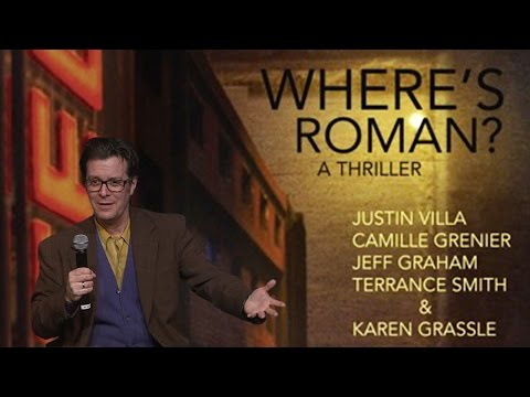 Where's Roman: Film Q&A