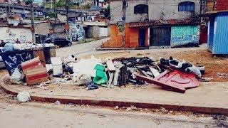 Educação ambiental vai tratar sobre descarte irregular de lixo no São Camilo