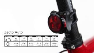 Lezyne Zecto Drive Auto - The Ultimate Automatic Bike Light