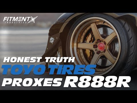 Driving Review - Toyo Proxes R888R