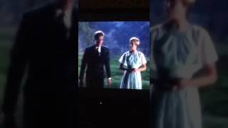 Sound of music kissing scene!!