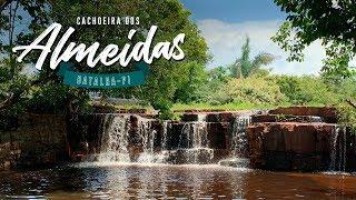 Conheça o Piauí: Cachoeira dos Almeidas