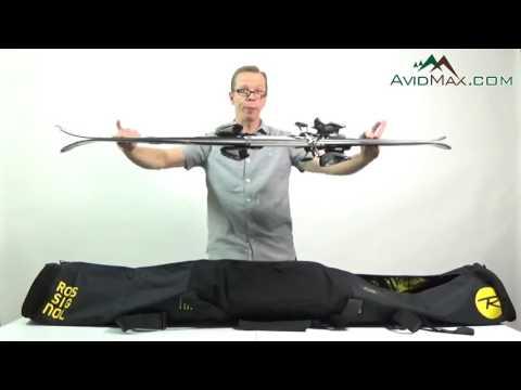 Rossignol Short Haul 1 Pair Ski Bag – AvidMax