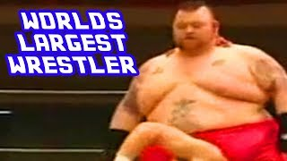 World's Largest Wrestler - Maximum Capacity's Life and Death