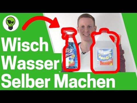 Scheibenwischwasser selber machen ✅ ULTIMATIVE ANLEITUNG: Auto Scheibenreiniger Konzentrat mischen!!