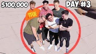 Video Last Youtuber To Leave Wins $100,000 - Challenge MP3, 3GP, MP4, WEBM, AVI, FLV Agustus 2019