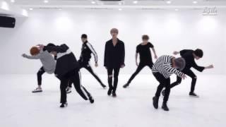 [K-Pop Magic Dance] Aftershock - Cash Cash X BTS - Blood Sweat And Tears