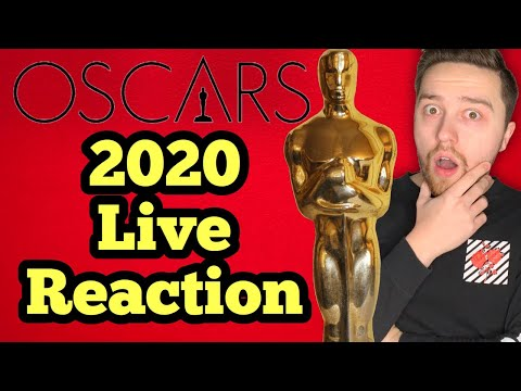 LIVE Reaction To The Oscar Nominations 2020