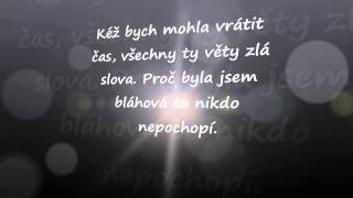 Diamond Cats Odpusť mi (Lyrics)