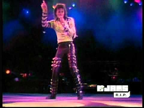 Michael Jackson Rock With You Live In Kansas City 1988 HQ Remastered