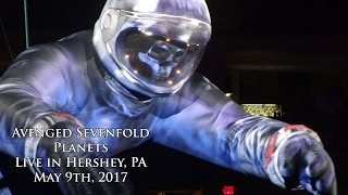 Avenged Sevenfold - Planets (Live in Hershey 5/9/17)