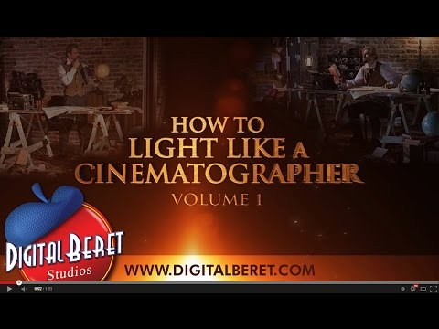 Free Photography Lighting Tutorial: How to Light Like a Cinematographer