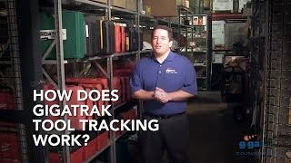 Tool Tracking System video